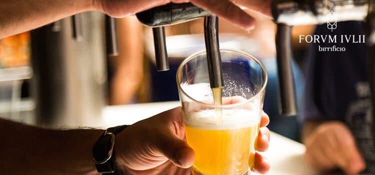 spillatura birra